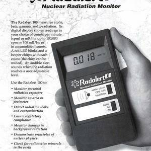 Resolution Technology - Nuclear Radiation Monitors