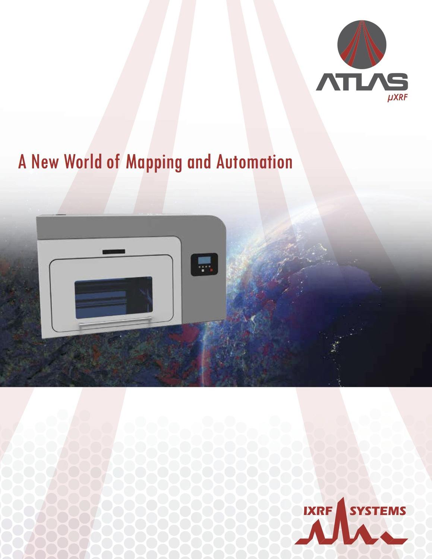 NEW IXRF MICRO-XRF SYSTEM