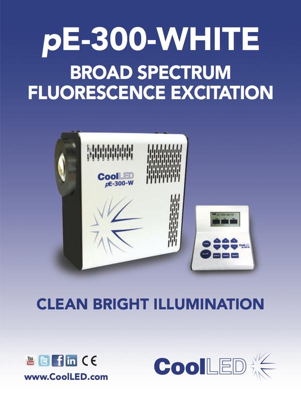 COOLLED MICROSCOPE ILLUMINATION SYSTEMS